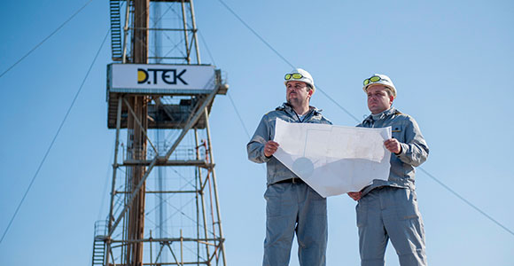 DTEK Oil&Gas / About us