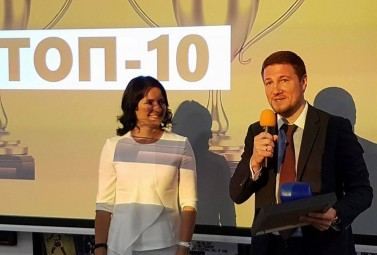 Igor Shchurov ranked first in the rating of Ukrainian top managers