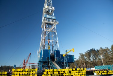 DTEK Oil&Gas completed drilling of well No.34 at the Semyrenkivske field
