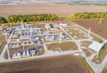 The First Billion Cubic Meters of Gas from the Machukhske Field is Extracted