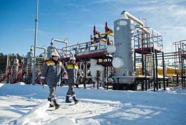 DTEK Oil&Gas set a new record in the history of private gas production in Ukraine