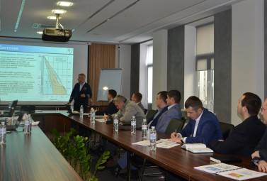 DTEK Oil&Gas' Seminar on Design and Drilling of Wells Under HPHT Conditions